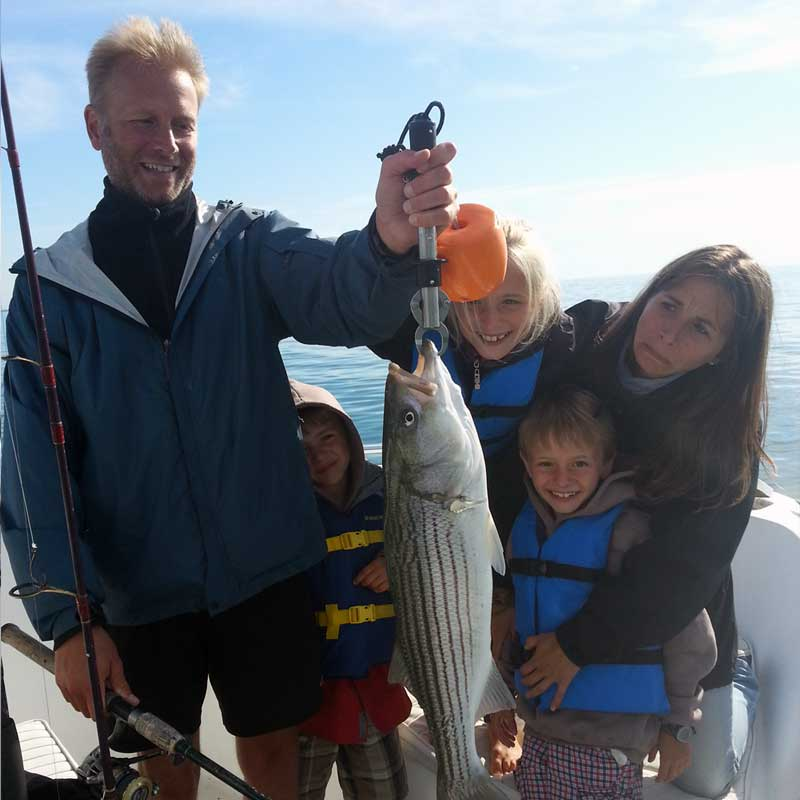 family-fishing-maine